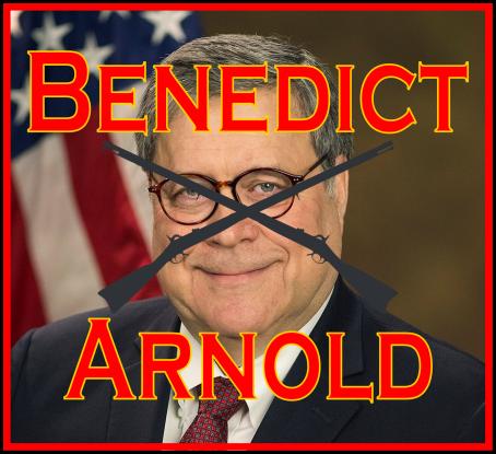 Attorney General Bill Barr